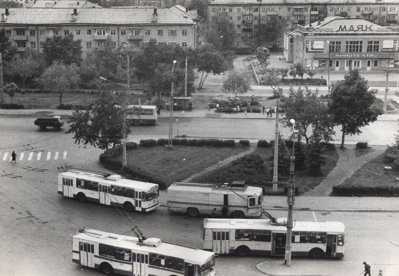время фото в советское тольятти