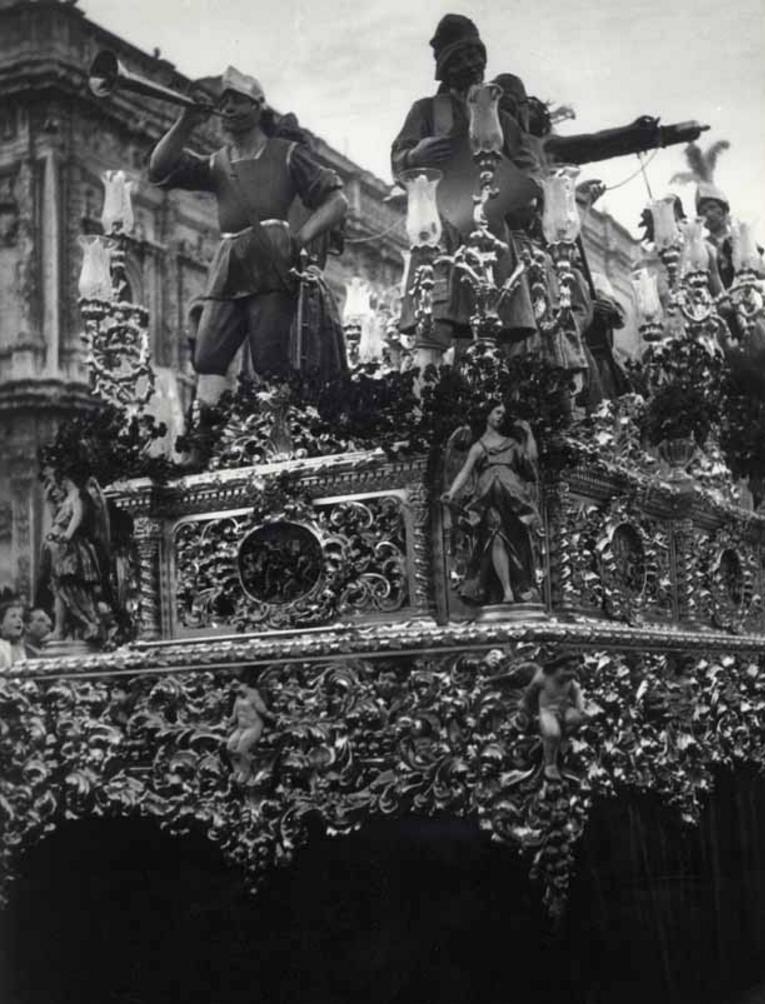 1950. Процессия, Испания