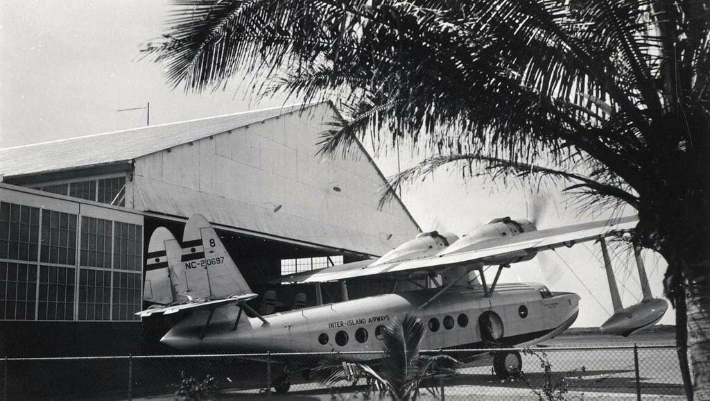 Inter Island Airways c1937-40