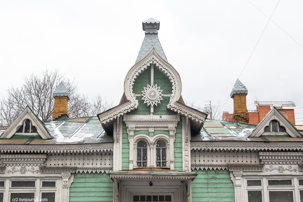 Москва. Дом веломастера