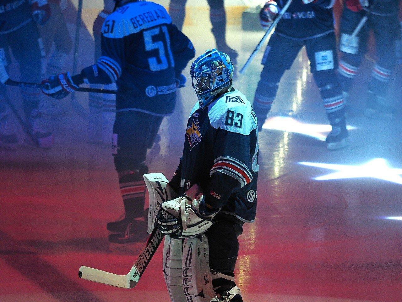 51Восток 1/2 плей-офф Металлург - Сибирь 08.03.2016