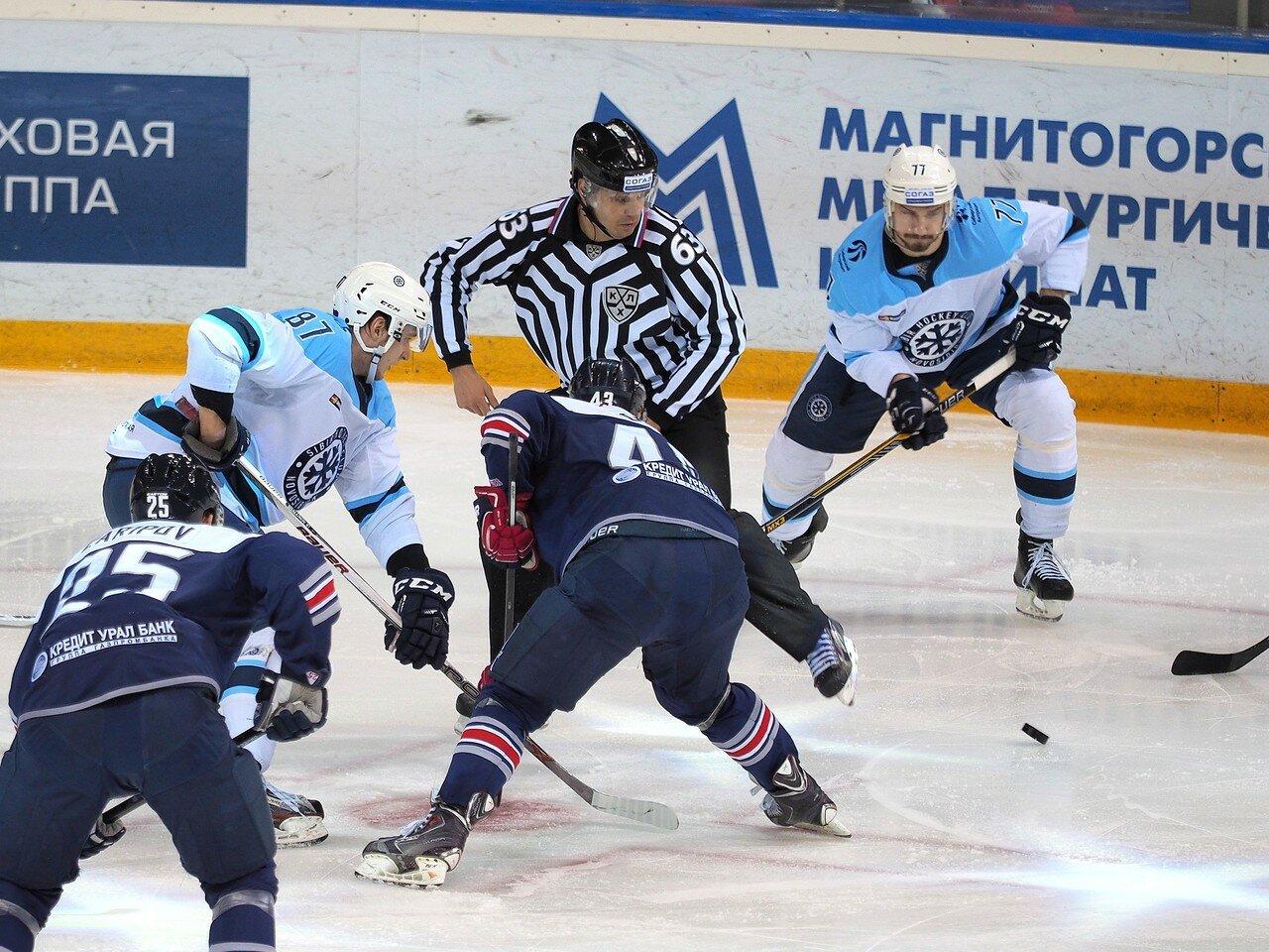 112Восток 1/2 плей-офф Металлург - Сибирь 08.03.2016