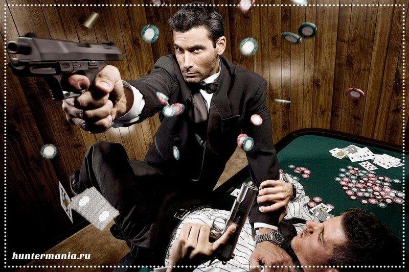 Странные истории о казино