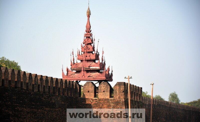 Мандалайский кремль