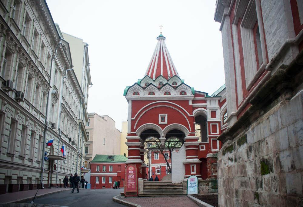 Церковь Троицы в Никитинках