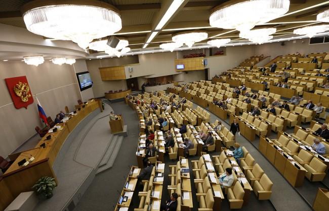 Депутаты приняли закон о продлении материнского капитала в первом чтении