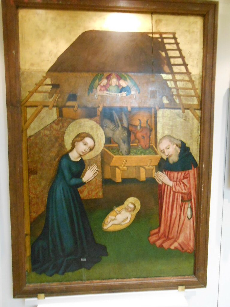 В музее истории религии