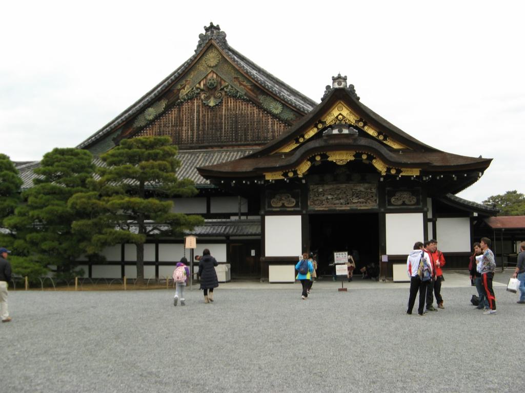 Киотский замок сёгунов Нидзё