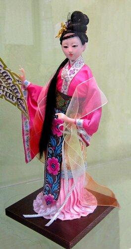 Четыре самых красивых и знаменитых женщин Китая. Си Ши. Очаровывающая рыб.