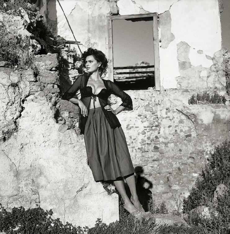 Чувственные образы женщин в фотографиях Майкла Переза