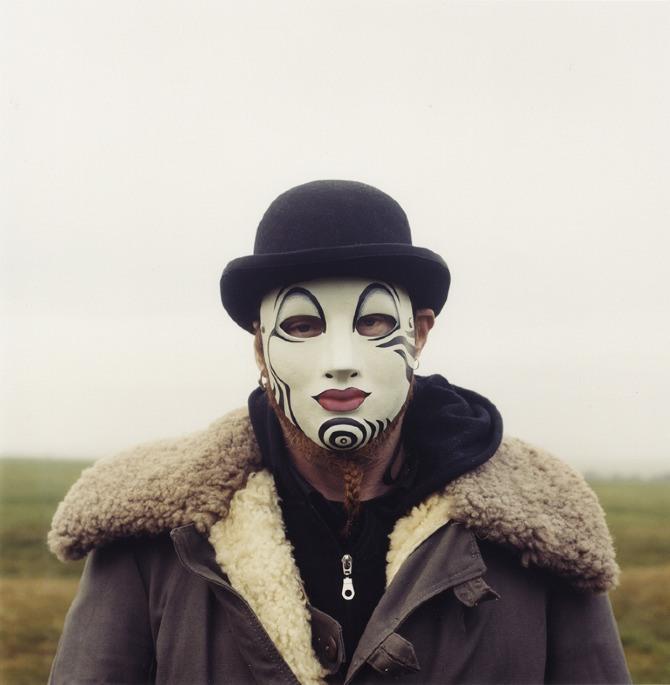 Новые цыгане;)) «Белый табор» от Иэна Маккелла (Iain Mckell)