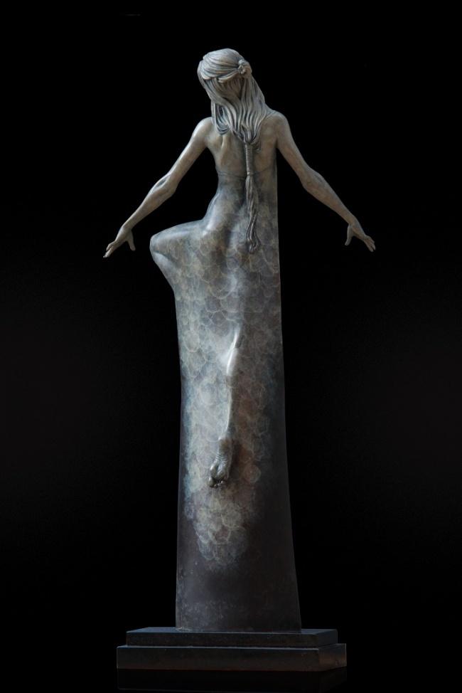 Вот что бывает, когда скульптор влюбляется