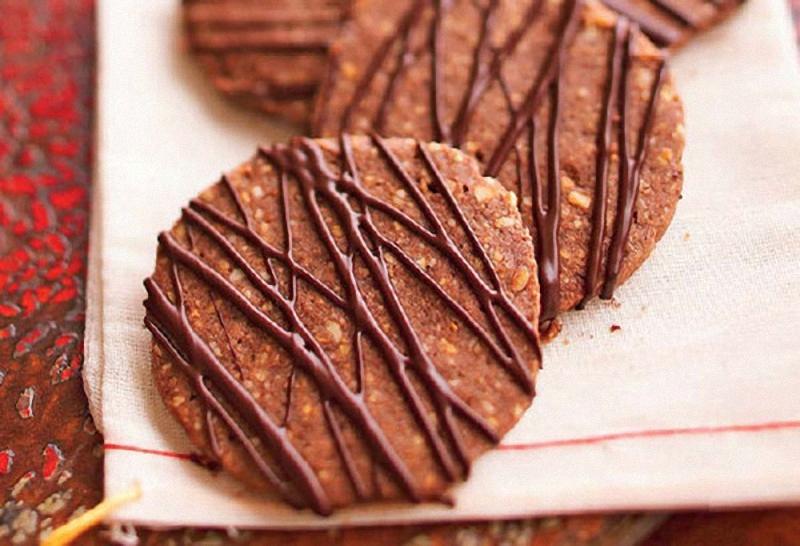 13. Шоколадное печенье. Во время приготовления печенья по классическому рецепту Рут Уэйкфилд в 1930
