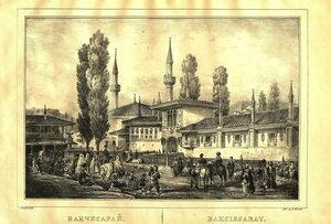 Бакчисараи