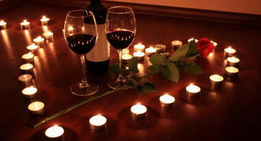 Как сделать романтический ночь любимой
