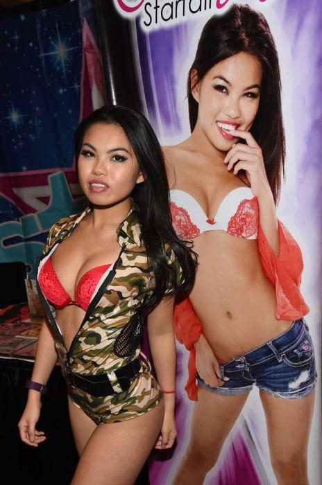 В Лас-Вегасе состоялась церемония вручения премии AVN Awards