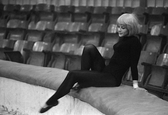 ранняя профессия актрисы Натальи Варлей