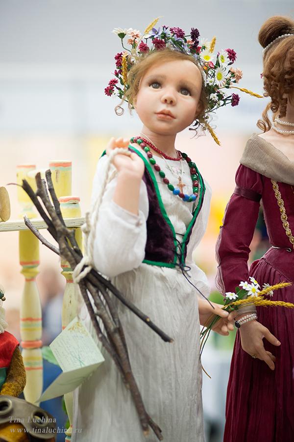 Весенний бал кукол на Тишинке