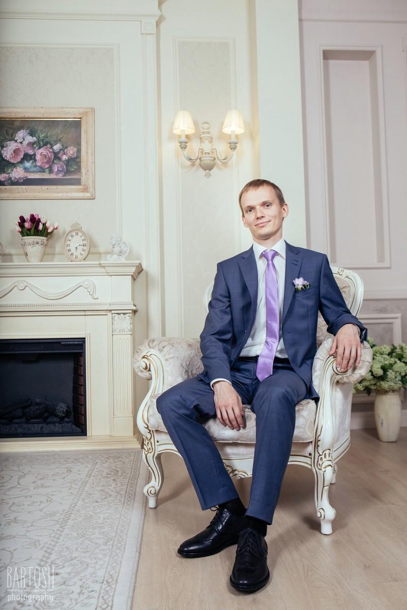 Свадебные фотографии Оксаны и Виктора
