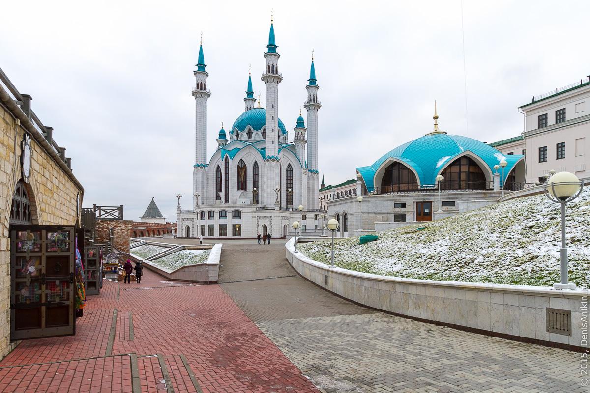 Мечеть Кул Шариф 2