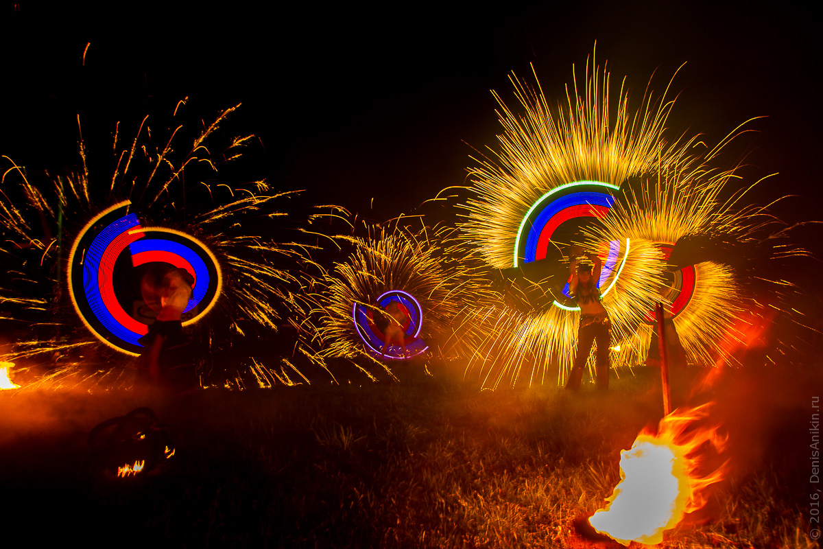Правый Берег 2015. Танец Огня. 6