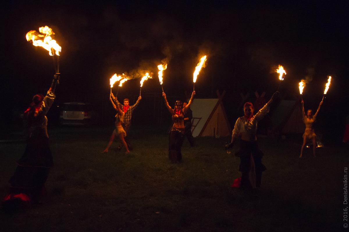 Правый Берег 2015. Танец Огня. 7