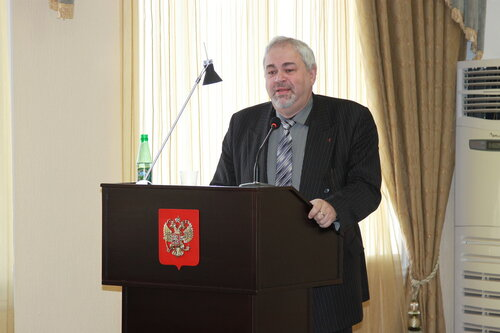 Белкин Анатолий Рафаилович - профессор