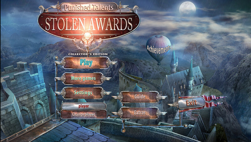 Punished Talents: Stolen Awards CE