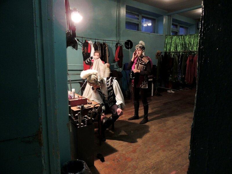 Новокузнецкий цирк