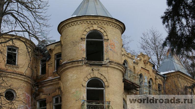 Дача Эльзы в Пятигорске