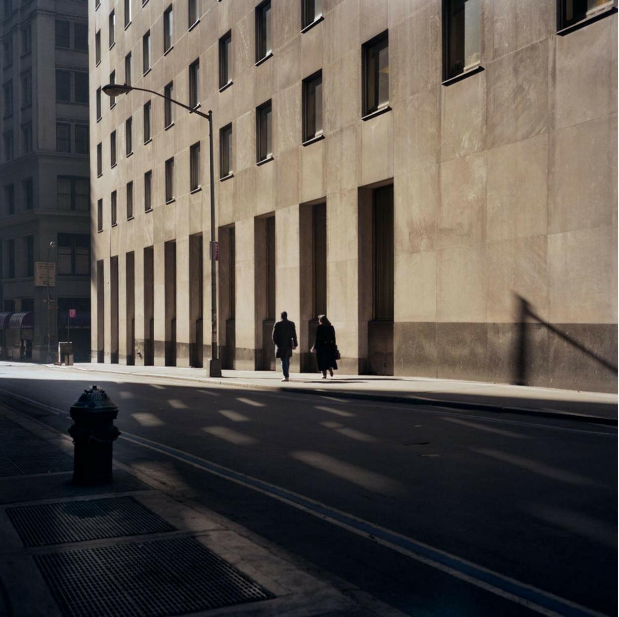 1984. Уолл-стрит