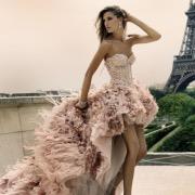 Женщина в Париже