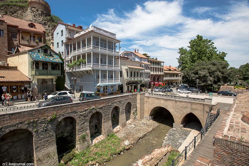 Тбилиси. Прогулка 4