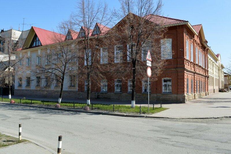 Ул. Елькина