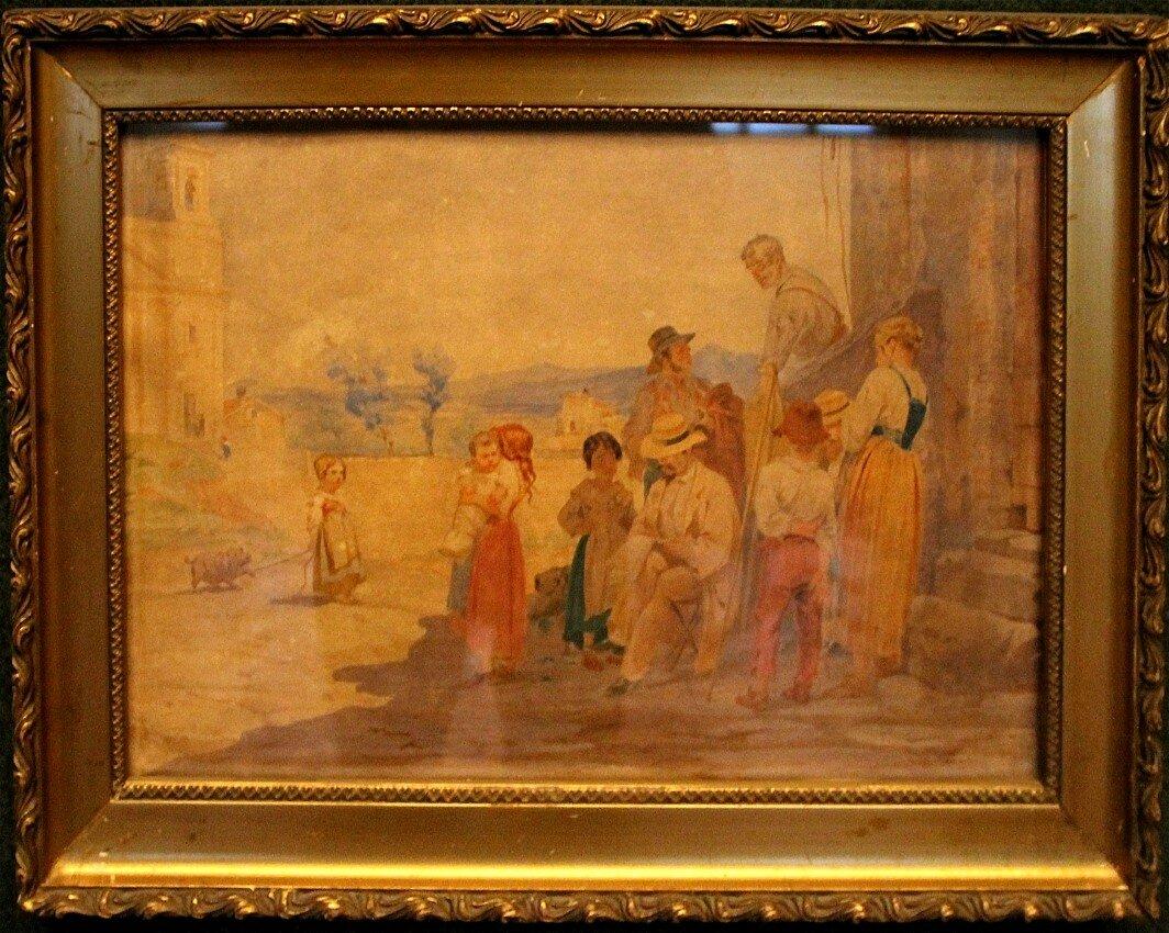 Брест. Музей спасенных художественных ценностей