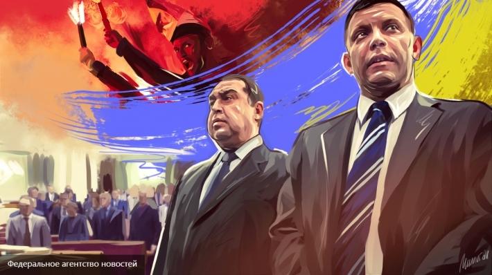 Главарь террористов пригрозил нападениями вУкраинском государстве