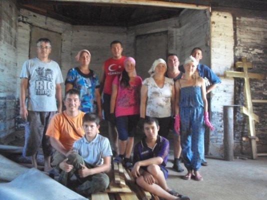 Мусульманка выкупила заброшенный храм XIX века вЧелябинской области