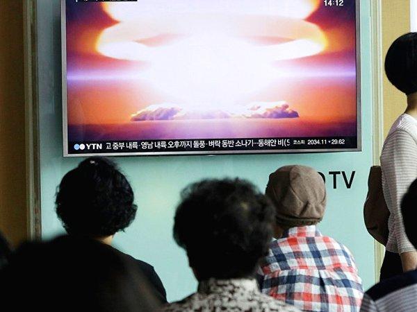 МИД Южной Кореи предупреждает обыстром росте ядерного потенциала КНДР