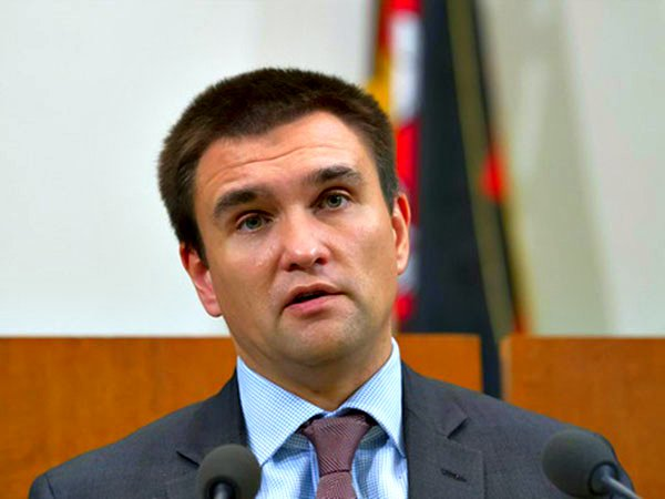 Вступление Украины вНАТО поддерживает 60% населения,— Климкин