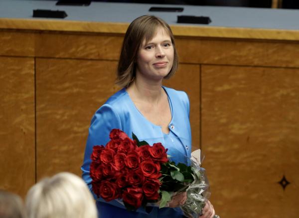 Президент Эстонии: Ямогу общаться инарусском языке