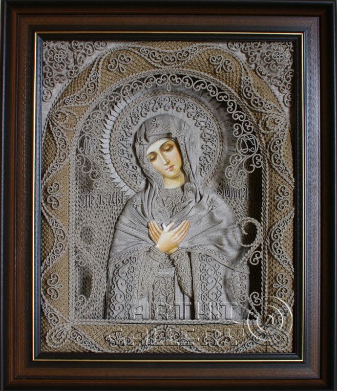 Икона Божией Матери `Умиление`- Владимир Денщиков.jpg