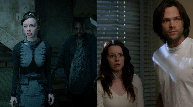 Актеры «Сверхъестественного», которые снимаются в сериале «Волшебники» (The Magicians)