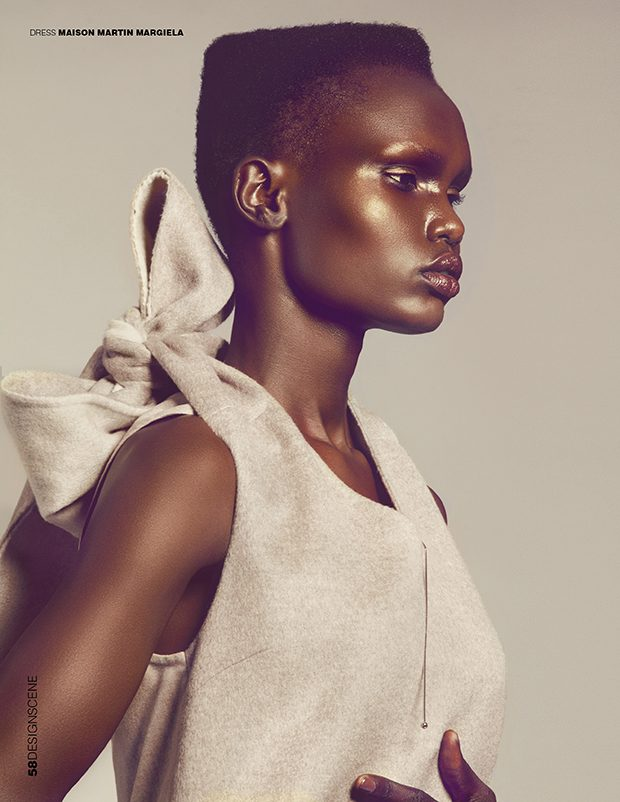 What options do people of colour have buying cosmetic? DESIGN SCENE contributing writer MATTI BYGOD