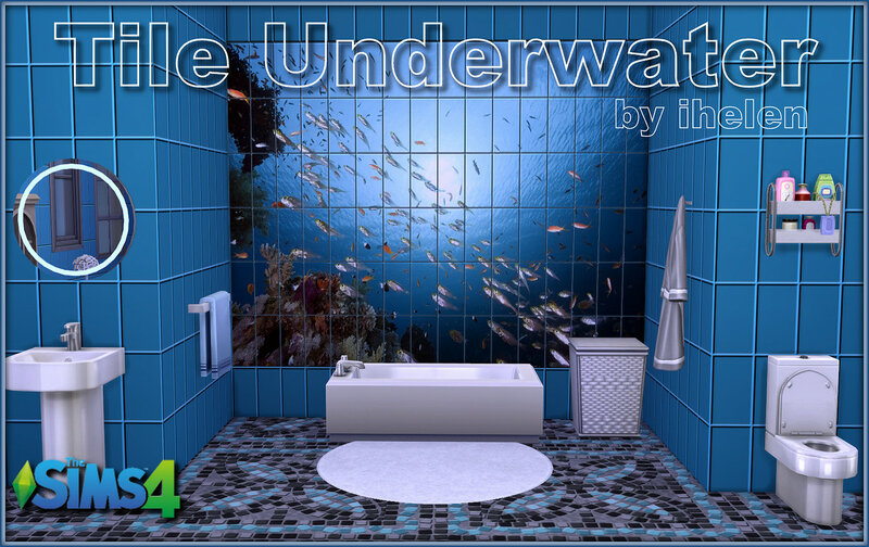 Tile Underwater by ihelen