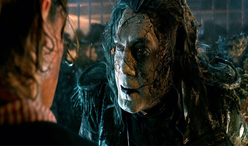 Pirates of the Caribbean: Dead Men Tell No Tales Official Teaser Trailer #1 (2017)