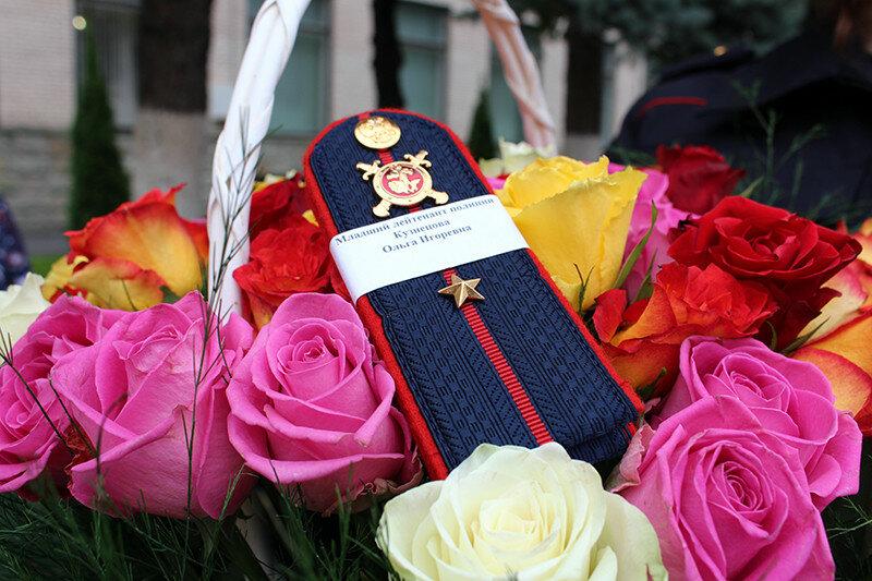 Поздравления со званием младшего лейтенанта парню