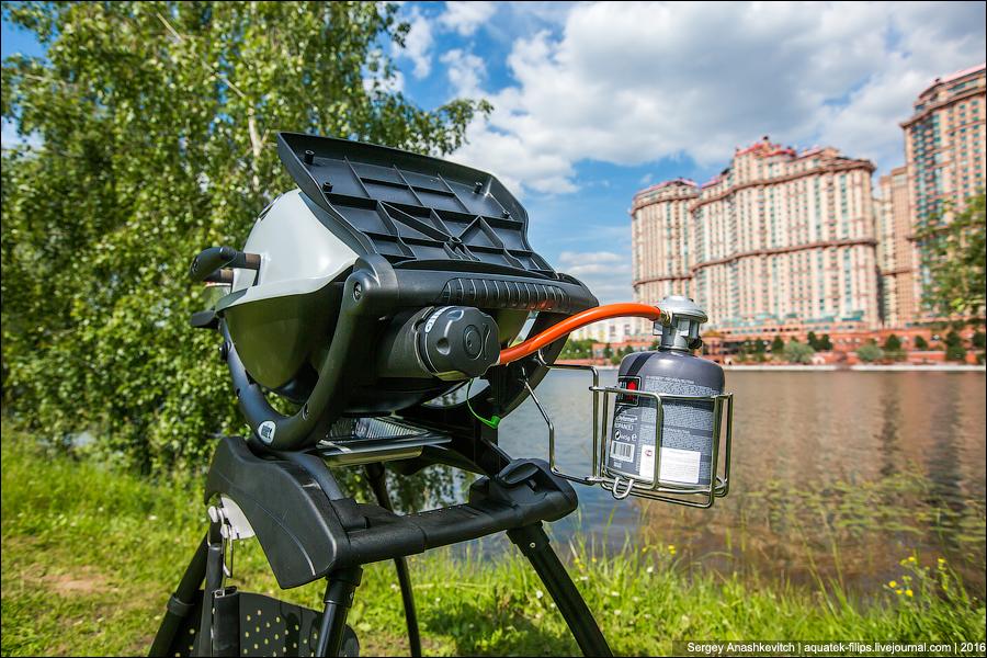 Гриль Weber Q1200