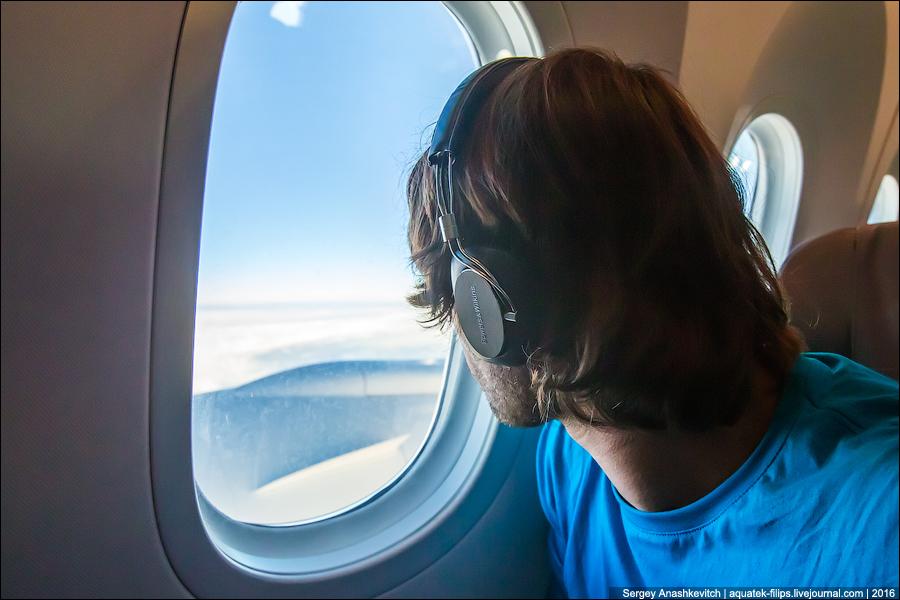 Чем занимаются пассажиры во время полета