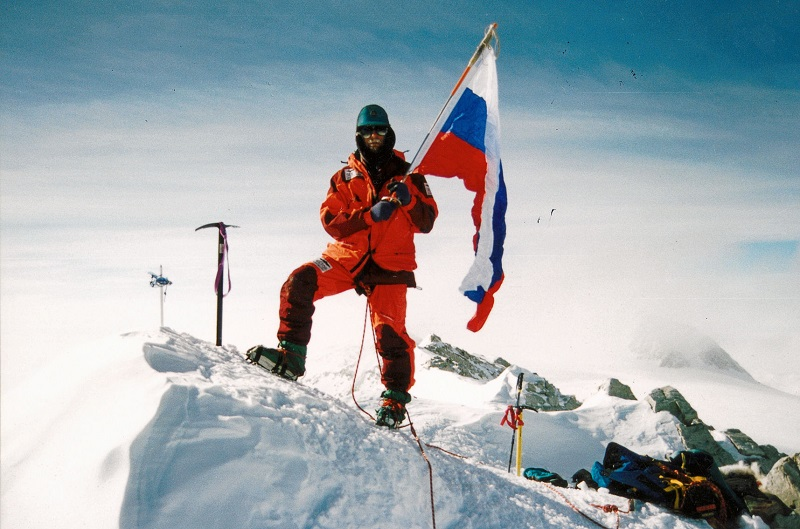 Топ выдающихся достижений Федора Конюхова
