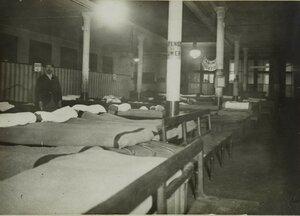 1914. Северный вокзал. Больничная палата